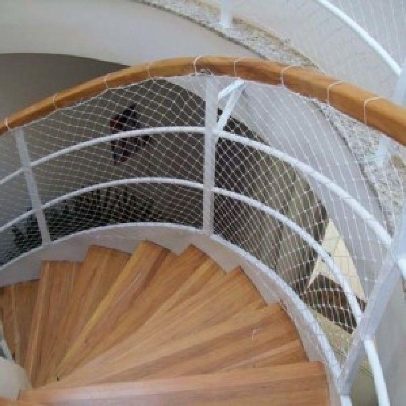 rede de proteção para escadas curitiba