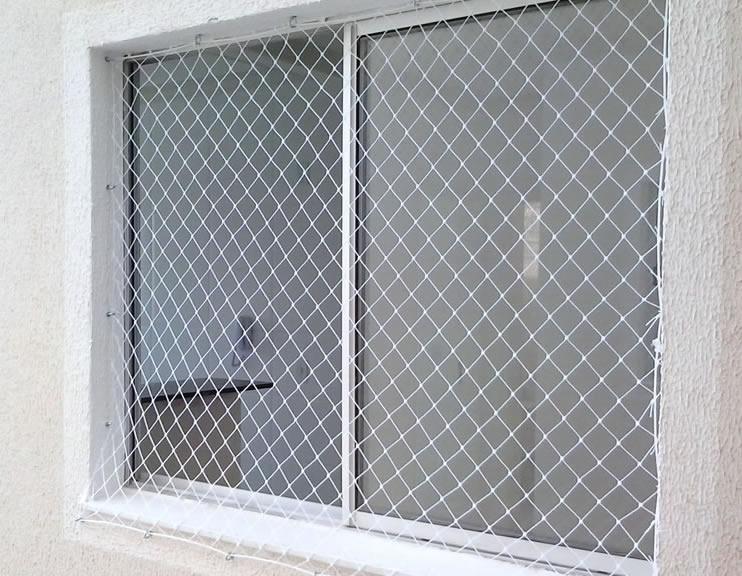 rede de proteção para janelas em Curitiba